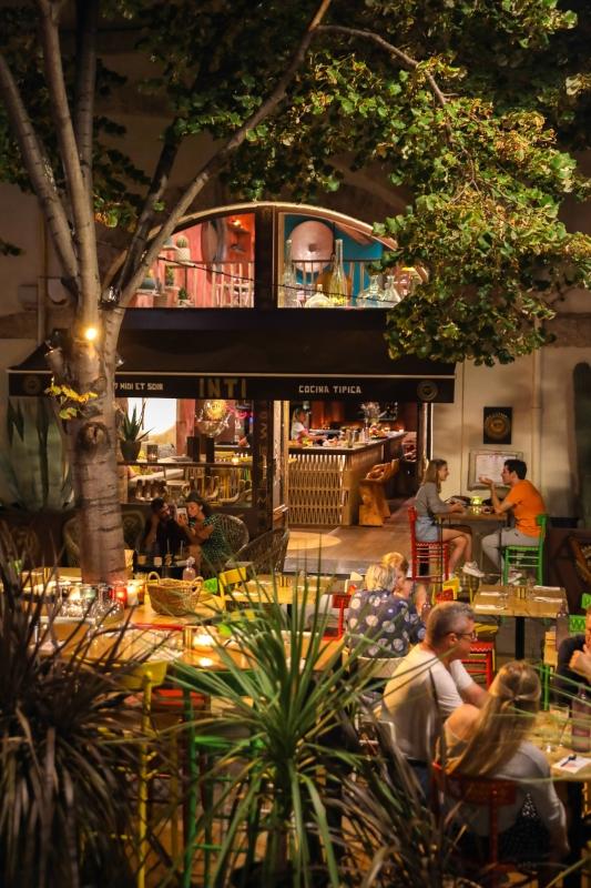 Inti - Restaurant Marseille